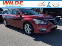 Pre-Owned 2013 Nissan Altima 2.5 SL 4dr Car