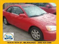 2003 Honda Civic EX Coupe For Sale in Madison, WI