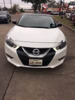 Pre-Owned 2017 Nissan Maxima SL Front Wheel Drive Cars