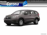 2015 Honda CR-V LX in Corona, CA