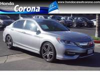 2016 Honda Accord Sport in Corona, CA