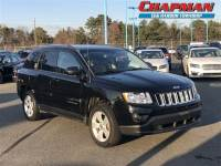 2012 Jeep Compass Latitude 4x4 SUV I-4 cyl