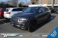 Certified Used 2015 Jeep Grand Cherokee Altitude 4WD Altitude Long Island, NY