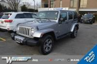 Certified Used 2016 Jeep Wrangler Unlimited Sahara 4WD Sahara Long Island, NY