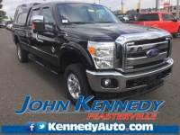 2016 Ford F-250SD XLT Crew Cab Power Stroke V8 DI 32V OHV Turbodiesel Feasterville, PA