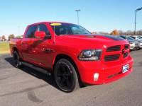 2016 Ram 1500 Sport / Navi 4x4 Sport Crew Cab 5.5 ft. SB Pickup in Lewisburg, PA