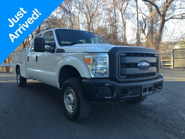 Photo Used 2013 Ford F-250 XLT in Stamford CT