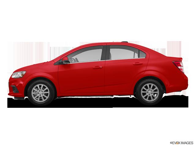 Photo Used 2017 Chevrolet Sonic LT Sedan