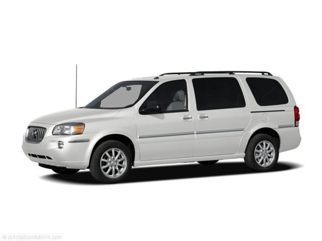 Photo Used 2007 Buick Terraza CXL MinivanVan for sale in Midland, MI
