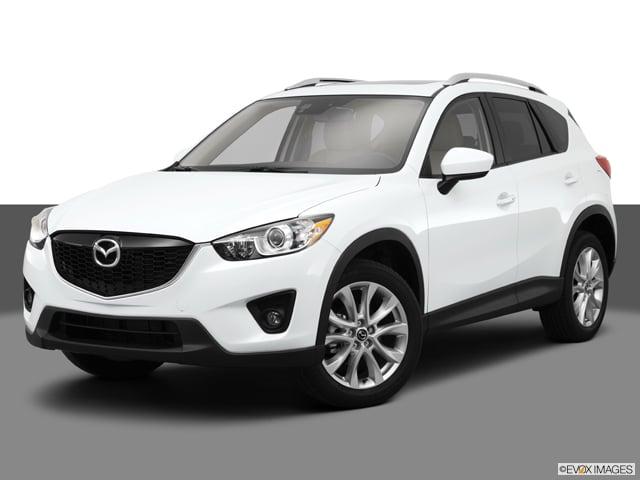 Photo Pre-Owned 2014 Mazda Mazda CX-5 Grand Touring SUV near Tampa FL