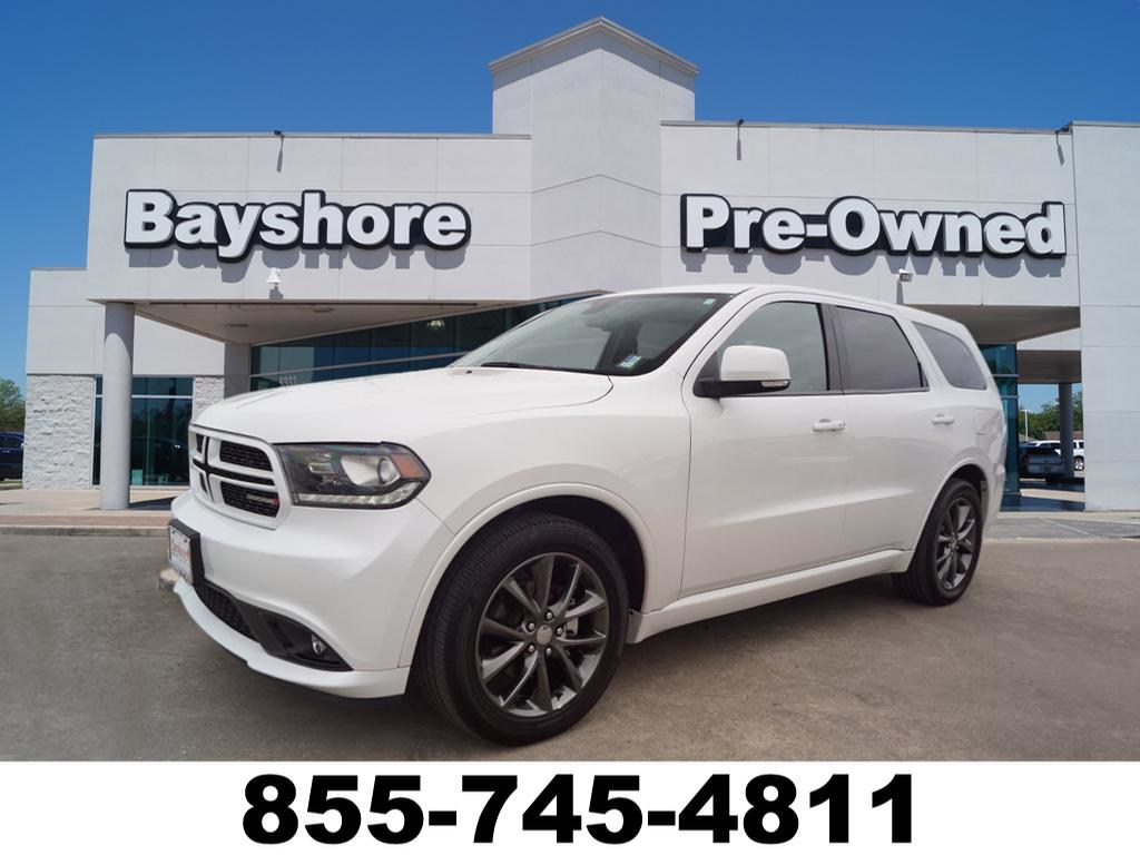 Photo 2017 Dodge Durango RWD GT SUV in Baytown, TX Please call 832-262-9925 for more information.