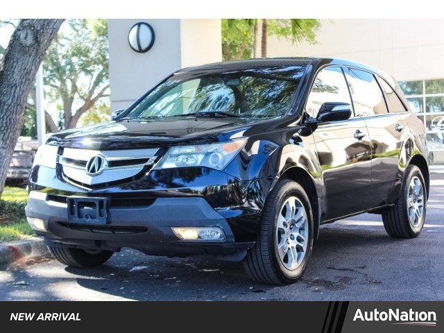 Photo 2008 Acura MDX 3.7L Technology Package