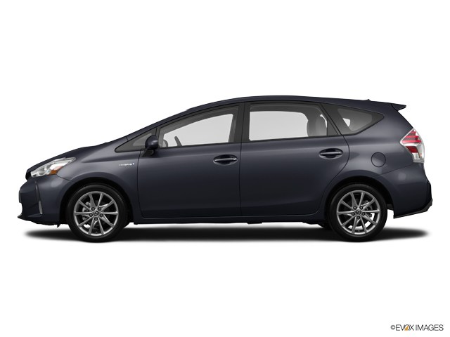 Photo Used 2015 Toyota Prius v Five for sale Hazelwood