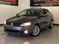2013 Volkswagen Jetta Sedan TDI PREMIUM PKG NAVIGATION SUNROOF HEATED LEATHER SEATS BLUETOOT