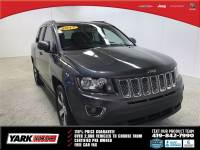 Certified Used 2017 Jeep Compass Latitude 4x4 SUV in Toledo