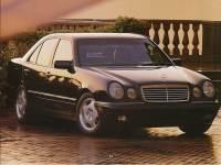 1998 Mercedes-Benz E-Class Sedan