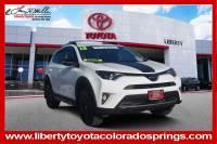 Certified 2018 Toyota RAV4 Adventure Adventure AWD For Sale in Colorado Springs