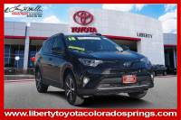 Certified 2018 Toyota RAV4 XLE XLE AWD For Sale in Colorado Springs