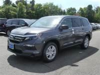 Used 2018 Honda Pilot LX FWD SUV for sale in Manassas VA