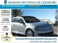 Certified Pre-Owned 2015 Volkswagen Beetle 1.8T Coupe For Sale Leesburg, FL