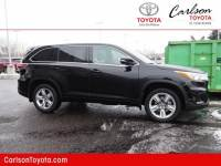 2016 Toyota Highlander Limited SUV All-wheel Drive
