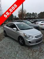 Home of the $500 Price Beat Guarantee: 2014 Hyundai Accent GLS Sedan