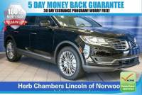 2016 Lincoln MKX Reserve SUV in Seekonk, MA