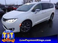 2018 Chrysler Pacifica Limited Minivan/Van FWD