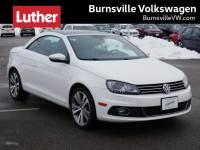 2013 Volkswagen Eos Executive Convertible