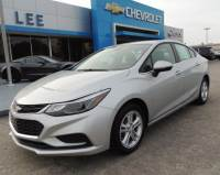 Pre-Owned 2017 Chevrolet Cruze Sedan LT (Automatic) VIN 1G1BE5SM3H7205010 Stock Number 7559P