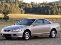 2002 Honda Accord 2.3 SE Coupe