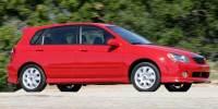 Pre-Owned 2005 Kia Spectra VIN KNAFE161555115203 Stock # 39507-2