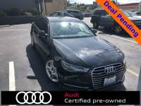 Used 2016 Audi A6 3.0T Premium Plus Sedan in Pittsburgh