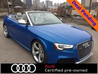 Used 2014 Audi RS 5 4.2 (S tronic) Cabriolet in Pittsburgh