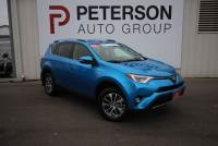2017 Toyota RAV4 Hybrid SUV All-wheel Drive