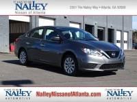 Certified 2017 Nissan Sentra SV Sedan in Atlanta GA