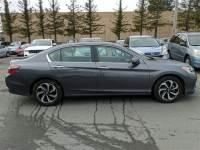 Used 2017 Honda Accord Sedan EX-L