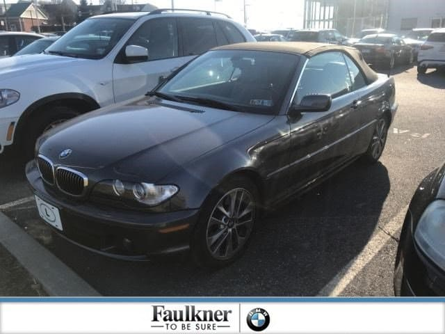 Photo Used 2005 BMW 3 Series 330Ci Convertible in Lancaster PA