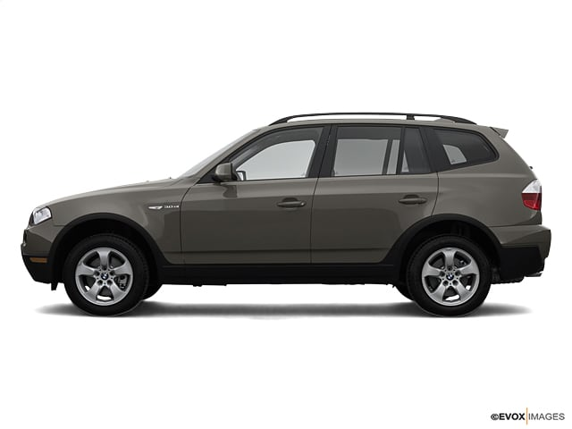Photo Used 2007 BMW X3 3.0si in Union, NJ