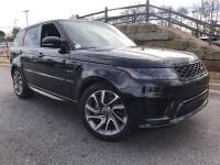Certified 2019 Land Rover Range Rover Sport HSE Dynamic V6 Supercharged HSE Dynamic in Greenville SC