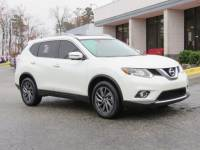 Pre-Owned 2016 Nissan Rogue SL FWD Sport Utility