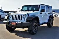 Certified Used 2017 Jeep Wrangler Unlimited Sport SUV
