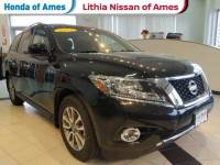Certified Used 2015 Nissan Pathfinder 4WD 4dr SV in Ames, IA
