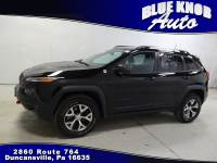 2018 Jeep Cherokee TRAILHAWK SUV in Duncansville | Serving Altoona, Ebensburg, Huntingdon, and Hollidaysburg PA