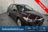 Pre-Owned 2013 Toyota Avalon Hybrid Limited FWD 4D Sedan 51202 miles