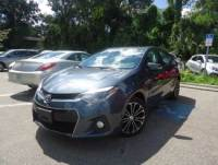 2016 Toyota Corolla S PREMIUM LEATHER. NAVI. PUSH STRT. SUNRF