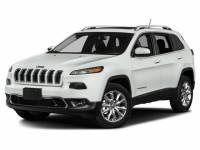 Used 2017 Jeep Cherokee 4x4 SUV For Sale in Salt Lake City, UT