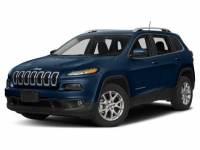 Used 2018 Jeep Cherokee Latitude Plus 4x4 SUV For Sale in Salt Lake City, UT