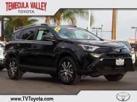 2017 Toyota RAV4 LE SUV Front-wheel Drive in Temecula
