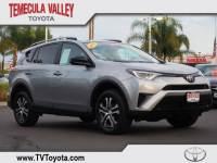 2017 Toyota RAV4 LE SUV Front-wheel Drive